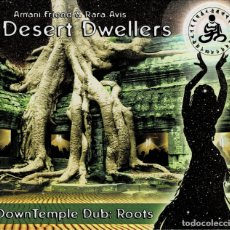 CDs de Música: DESERT DWELLERS - SOWN TEMPLE DUB ; ROOTS / CD DIGIPACK RF-3174 . BUEN ESTADO. Lote 180465310