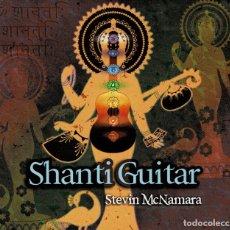 CDs de Música: SHANTI GUITAR - STEVIN MCNAMARA / CD DIGIPACK DE 2012 RF-3175 , BUEN ESTADO. Lote 180465463