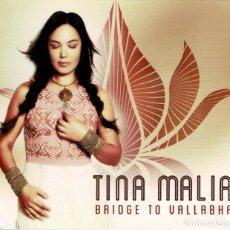 CDs de Música: TINA MALIA - BRIDGE TO VALLABHA / CD DIGIPACK RF-3178 , PRECINTADO. Lote 180467968