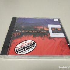 CDs de Música: JJ10- CIFU & LA CALAÑA SOUND HORIZONTE CD NUEVO PRECINTADO LIQUIDACION!!. Lote 180472297
