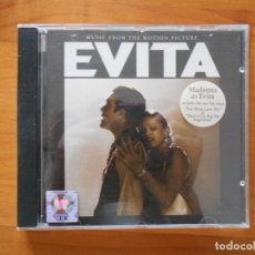 CDs de Música: CD EVITA - MUSIC FROM THE MOTION PICTURE - MADONNA (DH). Lote 180484996