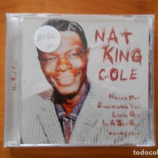 CDs de Música: CD NAT KING COLE (EH). Lote 180487312