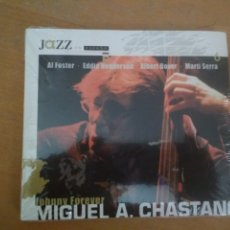 CDs de Música: MIGUEL A CHASTANG JOHNNY FOREVER MIGUEL ÁNGEL CHASTANG QUINTET RTVE 2007 ¡¡PRECINTADO¡¡. Lote 180492865