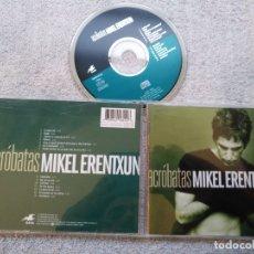 CDs de Música: CD 14 TEMAS MIKEL ERENTXUN - DUNCAN DHU . Lote 180500103