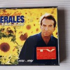 CD de Música: JOSÉ LUIS PERALES (MIS 30 MEJORES CANCIONES) . Lote 180500420
