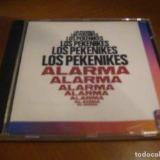 CDs de Música: LOS PEKENIKES / ALARMA / CD. Lote 180503983
