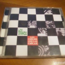 CDs de Música: LOS BRAVOS / LOS CHICOS CON LAS CHICAS / CD. Lote 180504068