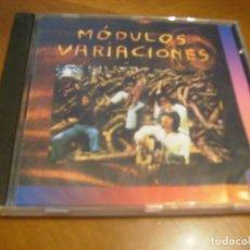 CDs de Música: MODULOS / VARIACIONES / CD. Lote 180504548