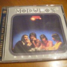 CDs de Música: MODULOS / REALIDAD / CD. Lote 180504593