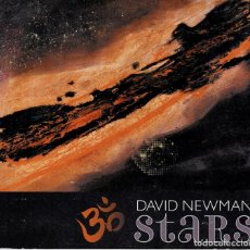CDs de Música: DAVID NEWMAN - STARS / CD DIGIPACK RF-3179. Lote 180510962