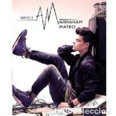 CDs de Música: ABRAHAM MATEO WHO I AM CD. Lote 180523281