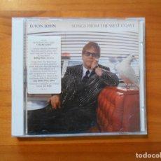 CDs de Música: CD ELTON JOHN - SONGS FROM THE WEST COAST (EL). Lote 180545221