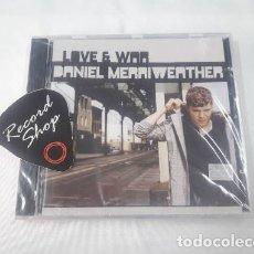 CDs de Música: CD DANIEL MERRIWEATHER LOVE & WAR. Lote 180547362