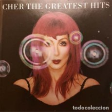 CDs de Música: CHER THE GREATEST HITS CD. Lote 180554693
