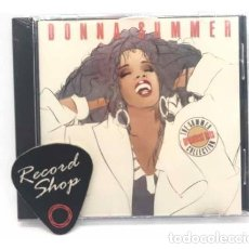 CDs de Música: CD DONNA SUMMER / THE SUMMER COLLECTION IMPORTADO ALEMANIA. Lote 180562195