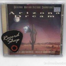 CDs de Música: CD ARIZONA DREAM BANDA SONORA USADO. Lote 180562445