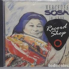 CDs de Música: CD MERCEDES SOSA 30 AÑOS. Lote 180563275