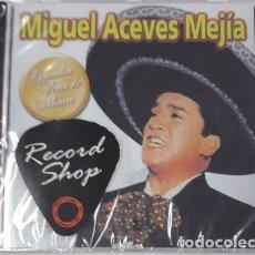 CDs de Música: CD MIGUEL ACEVES MEJIA GRANDES VOCES DE MEXICO VOL 2. Lote 180563295