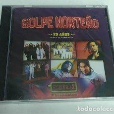 CDs de Música: CD GOLPE NORTEÑO 25 AÑOS ROUND 2. Lote 180563330
