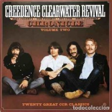 CDs de Música: CREEDENCE CLEARWATER REVIVAL - CHRONICLE VOLUME 2 CD. Lote 180578985