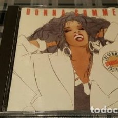 CDs de Música: DONNA SUMMER - GREATEST HITS - CD ORIGINAL IMPORTADO. Lote 180589025