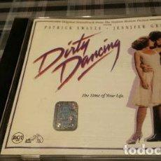 CDs de Música: DIRTY DANCING - CD BANDA SONORA - CD IMPECABLE NACIONAL. Lote 180590402