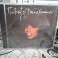 CDs de Música: DONNA SUMMER (CD NUEVO) THE BEST OF. Lote 180592042