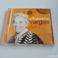 CDs de Música: CHAVELA VARGAS AMANECI EN TUS BRAZOS CD. Lote 180602102