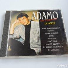 CDs de Música: ADAMO EN ESPAÑOL LA NOCHE CD . Lote 180628072