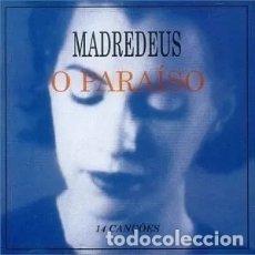 CDs de Música: MADREDEUS O PARAISO CD. Lote 180712710