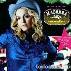 CDs de Música: MADONNA MUSIC CD. Lote 180720200