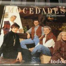 CDs de Música: MOCEDADES - INTIMAMENTE - CD IMPORTADO ESPAÑA. Lote 180739320