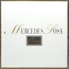 CDs de Música: MERCEDES SOSA ORO CD. Lote 180756026