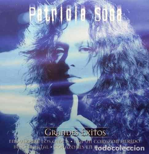 PATRICIA SOSA GRANDES EXITOS CD (Música - CD's Otros Estilos)