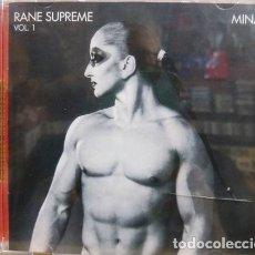CDs de Música: MINA RANE SUPREME VOL 1 CD. Lote 180759191