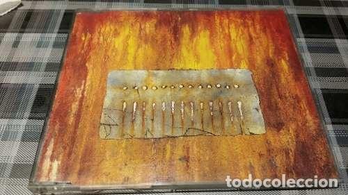NINE INCH NAILS - THE DOWNWARD SPIRAL - 1994 CD ORIGINAL IMP (Música - CD's Otros Estilos)
