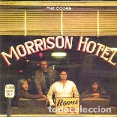 CDs de Música: THE DOORS MORRISON HOTEL CD. Lote 180779996
