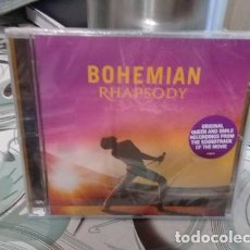CDs de Música: QUEEN (CD NUEVO 2018) BOHEMIAN RHAPSODY. Lote 180782527