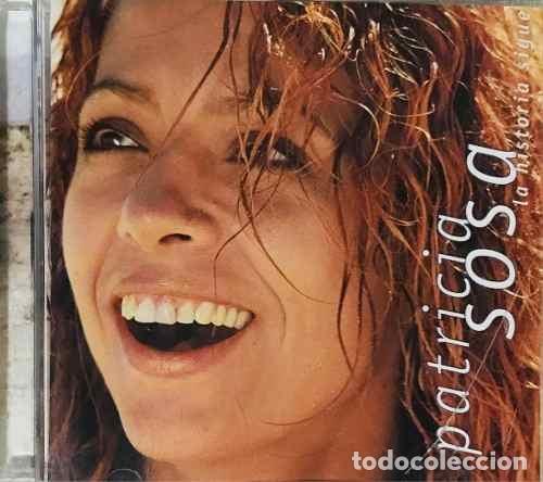 PATRICIA SOSA LA HISTORIA SIGUE CD (Música - CD's Otros Estilos)