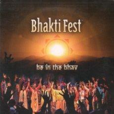 CDs de Música: BHAKTI FEST - BE IN THE BHAV / CD DIGIPACK DE 2012 RF-3197 , BUEN ESTADO. Lote 180837316