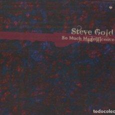 CDs de Música: STEVE GOLD - SO MUCH MAGNIFICENCE / CD DIGIPACK RF-3199 , BUEN ESTADO. Lote 180837771