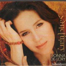CDs de Música: DONNA DE LORY / SANCTUARY - CD DIGIPACK DE 2009 RF-3201, BUEN ESTADO. Lote 180838243