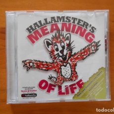 CDs de Música: CD HALLAMSTER'S - MEANING OF LIFE (9Z). Lote 180856212