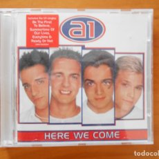 CDs de Música: CD A1 - HERE WE COME (9Z). Lote 180856263