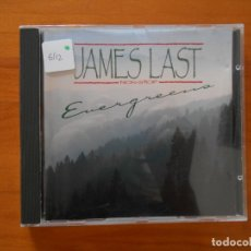 CDs de Música: CD JAMES LAST & HIS ORCHESTRA - NON-STOP EVERGREENS (9Z). Lote 180856320