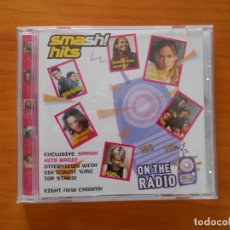 CDs de Música: CD SMASH HITS! ON THE RADIO (9Z). Lote 180856375