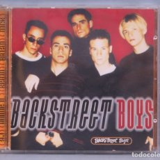 CDs de Música: CD. BACKSTREET BOYS. Lote 180857733