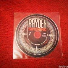 CDs de Música: RAYDEN SINÓNIMO CD NUEVO. Lote 180859816