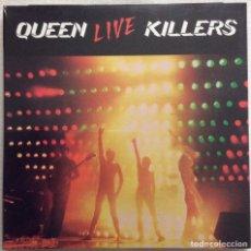 CDs de Música: QUEEN , LIVE KILLERS 2 CDS (2001) PRECINTADO NUEVO. Lote 180865150
