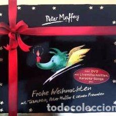 CDs de Música: PETER MAFFAY - FROHE WEIHNACHTEN MIT TABALUGA, PETER MAFFAY & SEINEN FREUNDEN 2XCDS. Lote 180887082